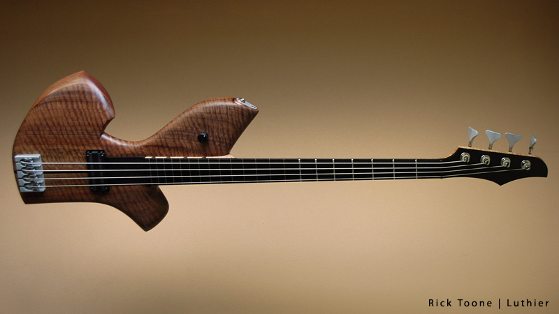 Partial Fret Bass