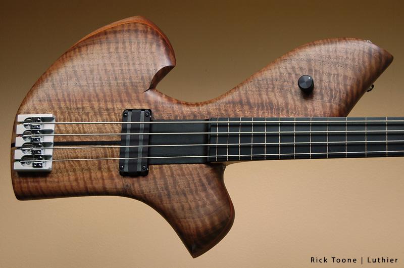 Half Fret Bass