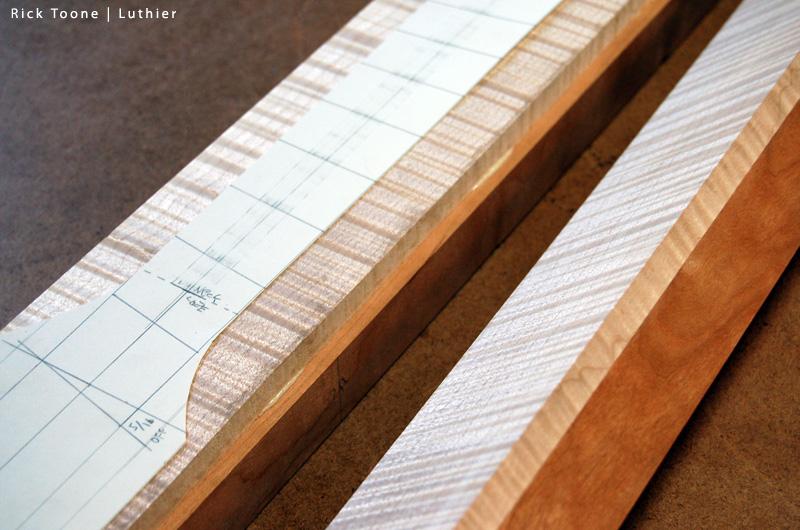 Multi-Scale Fretboard Template