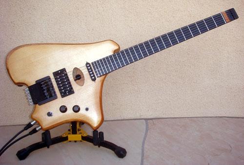 Tim Miller Guitar
