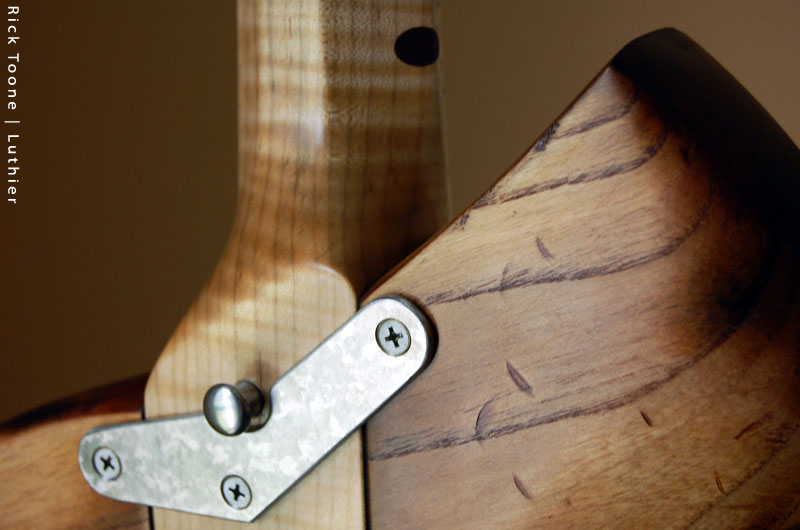 Guitar Neck Heel