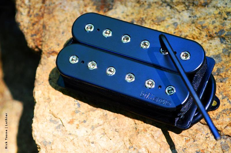 Custom DiMarzio Pickups - Rick Toone | Luthier