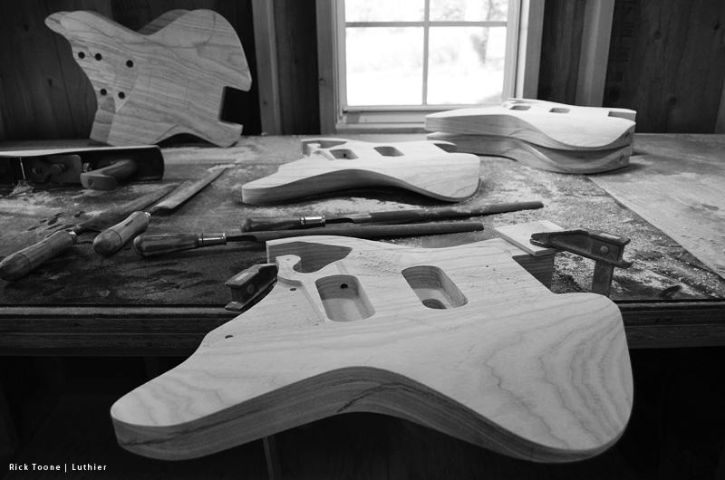 Shaping-Guitar-Bodies