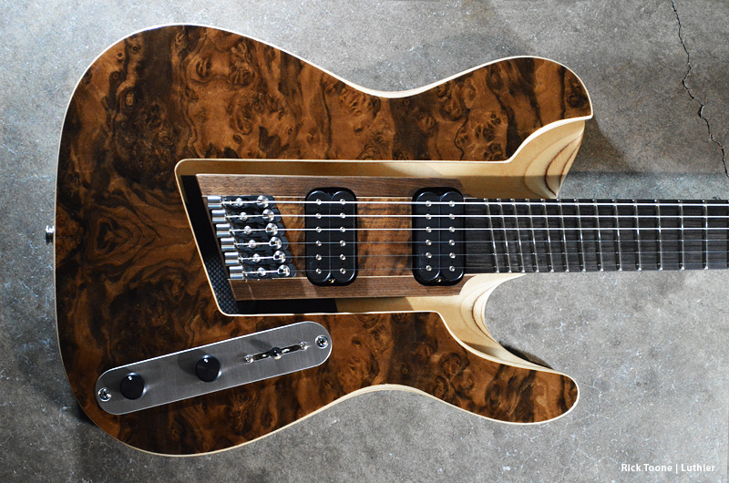 Walnut-Burl-Guitar