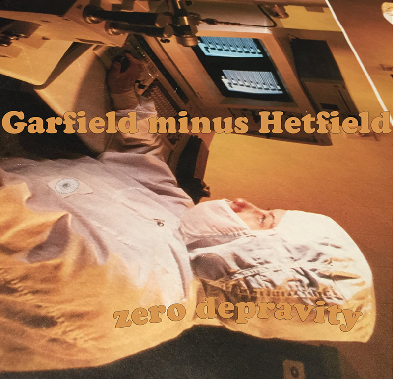 Garfield Minus Hetfield