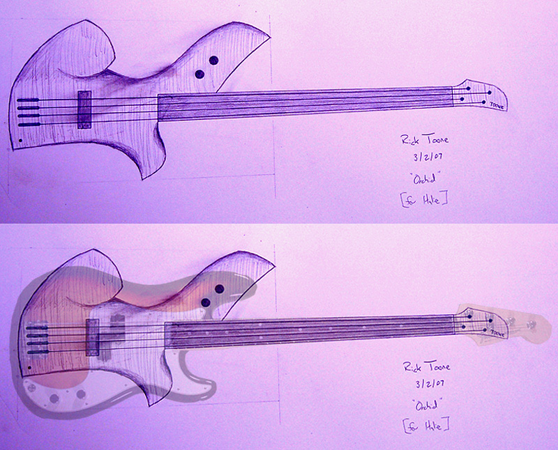 Orchid Bass Design