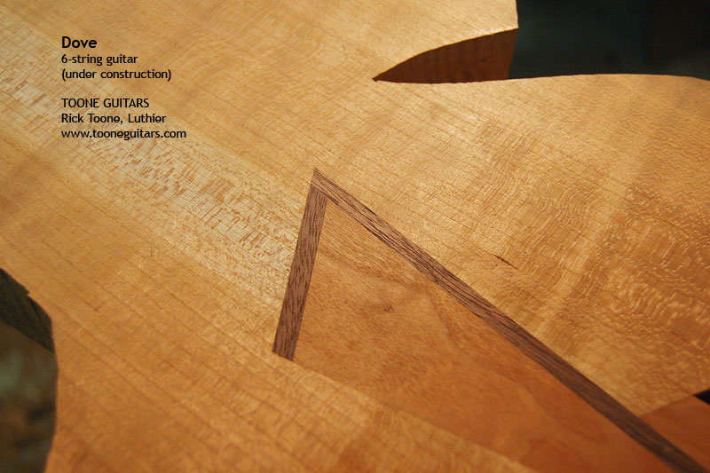 Guitar Dovetail Joint