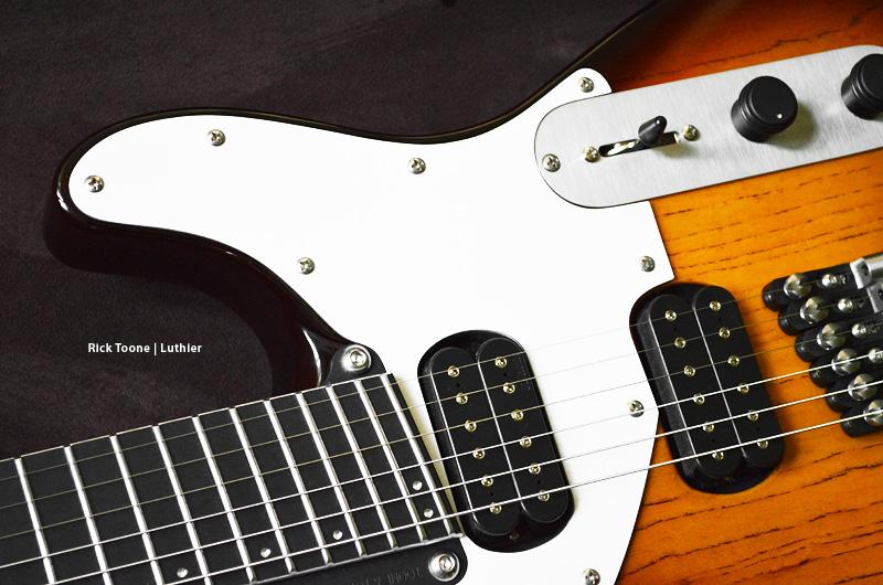 Guitar-Cutaway