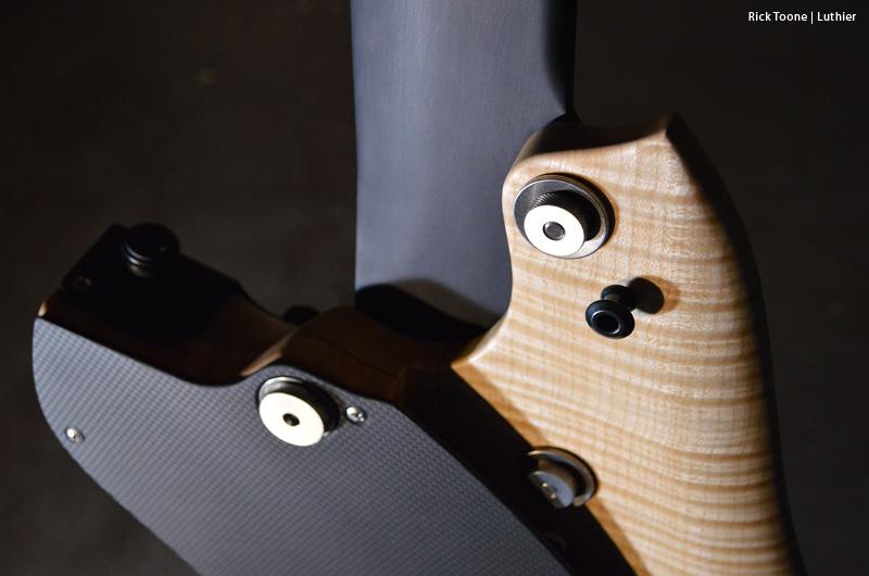 Aluminum-Neck-Eight-String-Guitar