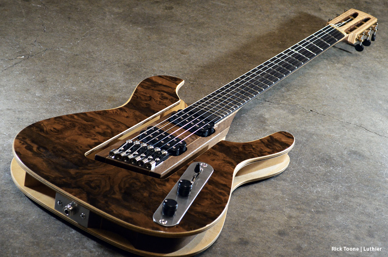 Rick Toone | Luthier: Feather | Guitar