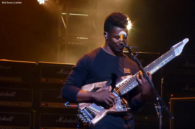 Blur-Guitar