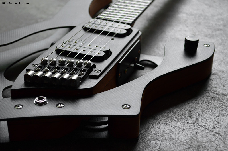 Skele-Guitar