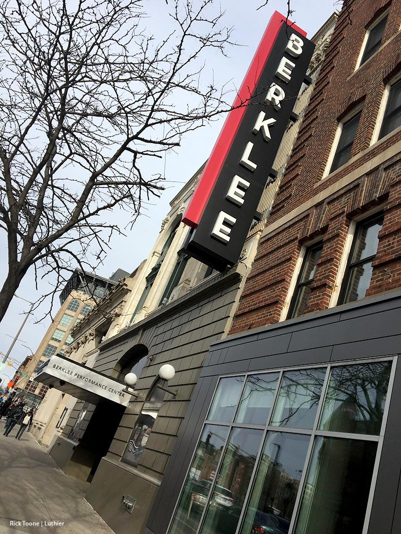 Berklee-Performance-Center