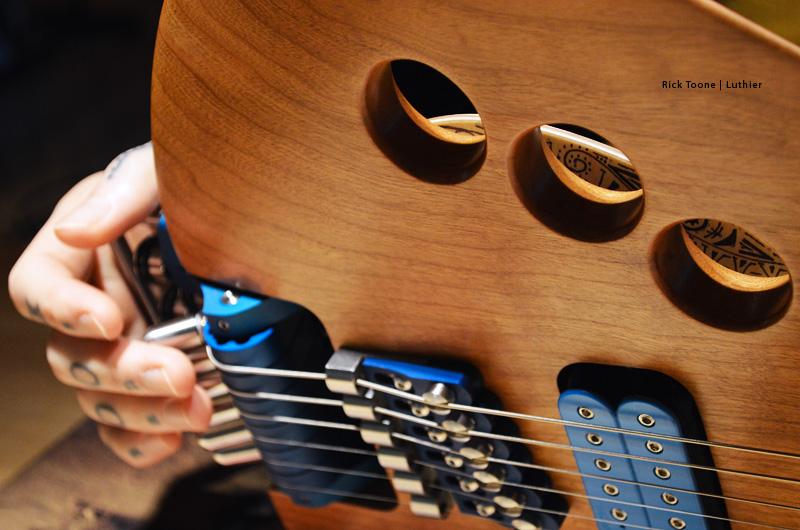 Cherry-Guitar