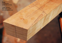Dovetail Joint Marking
