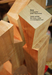 Dovetail Joint Parts