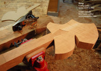 Dovetail Guitar Neck Joint